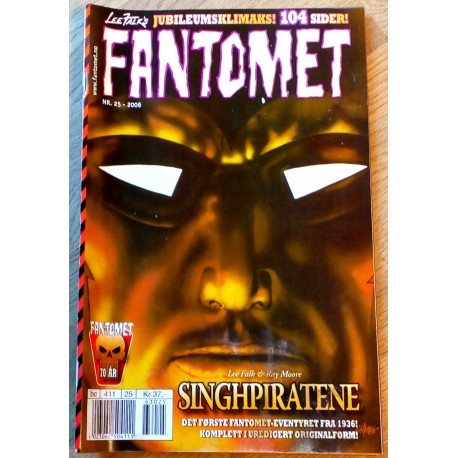 Fantomet: 2006 - Nr. 25 - Singhpiratene