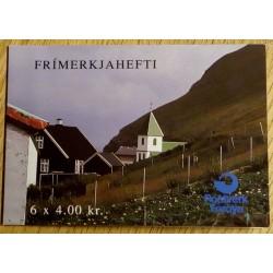 Frimerker: Færøyene - 1993 - Turisme