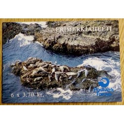 Frimerker: Færøyene - 1992 - Seals
