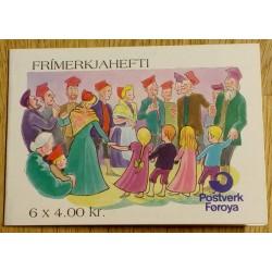 Frimerker: Færøyene - Christmas Stamps