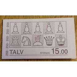 Frimerker: Færøyene - 1983 - Sjakk