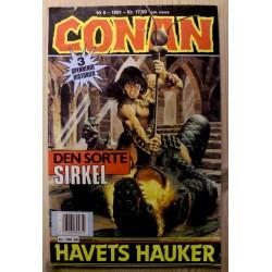Conan: Nr. 5 - 1991