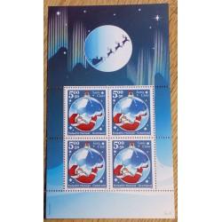 Frimerker: Grønland - 2003 - Santa Claus
