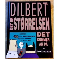 Dilbert: Nr. 1 - Det er størrelsen det kommer an på (tegneseriebok)