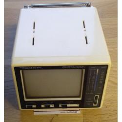 Realistic Portavision Black and White TV