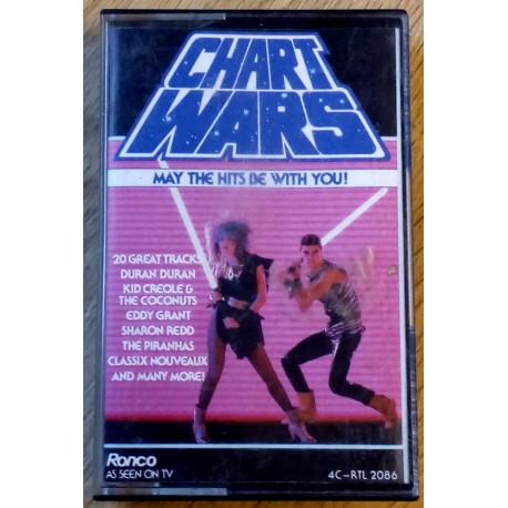 Chart Wars - May the hits be with you! (kassett)