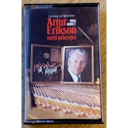 Artur Erikson - Minikoret: Lovsang på hjemveien (kassett)