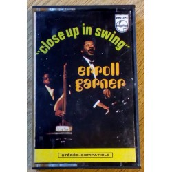 Errol Garner: Close Up In Swing (kassett)