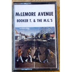 Booker T. & The M.G.'s: McLemore Avenue (kassett)