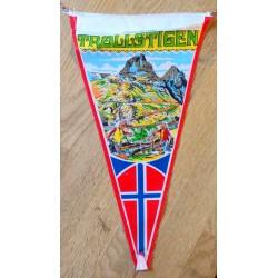 Vimpel: Trollstigen - Den Norske Vimpelfabrikk Drøbak