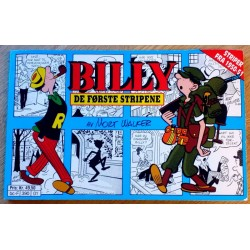 Billy: De første stripene - 1950-51