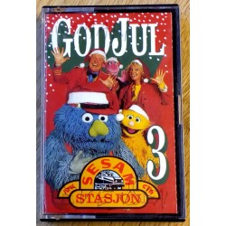 Sesam Stasjon 3 - God Jul (kassett)