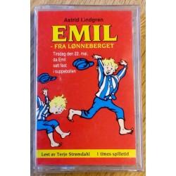 Emil fra Lønneberget: Tirsdag den 22. mai da Emil satt fast i suppebollen (lydbok)
