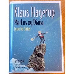Klaus Hagerup: Markus og Diana - Lyset fra Sirius (lydbok)