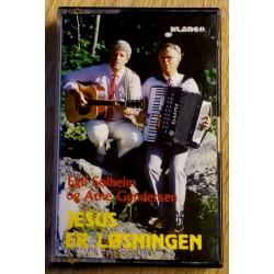 Egil Solheim og Arne Gundersen: Jesus er løsningen (kassett)