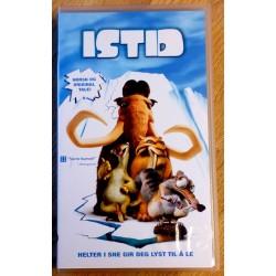 Istid - Helter i sne gir deg lyst til å le (VHS)