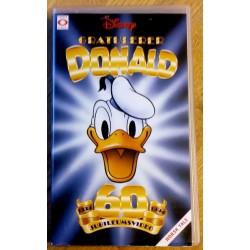 Gratulerer Donald - 1934 - 1994 - Jubileumsvideo (VHS)