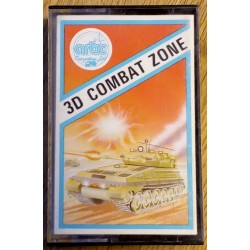 3D Combat Zone (Artic Computing Limited)