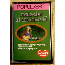 Melodier vi minnes: Nr. 10 (kassett)