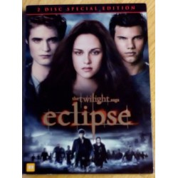 The Twilight Saga: Eclipse (DVD)