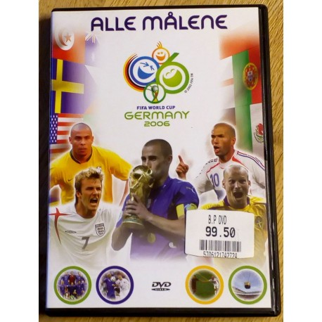 FIFA World Cup Germany 2006 - Alle målene (DVD)