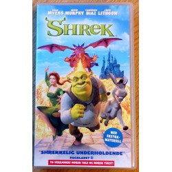Shrek (VHS)