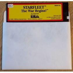 Starfleet - The War Begins! (Interstel / Electronic Arts)