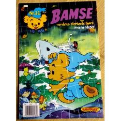 Bamse: 1996 - Nr. 11 - Lufor og Hia-Hia