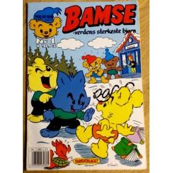 Bamse: 1993 - Nr. 1 - Mysteriet på Tåkeøya