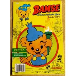 Bamse: 1996 - Nr. 9 - Olympiske Leker
