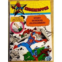 Edderkoppen: 1980 - Nr. 12 - Stort 64-siders julenummer!