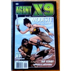 Agent X9: 2006 - Nr. 11 - De som skal dø...