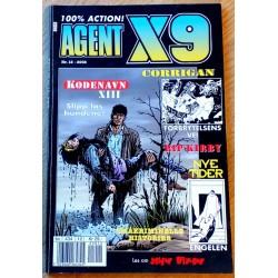 Agent X9: 2002 - Nr. 12 - Forbrytelsens vei