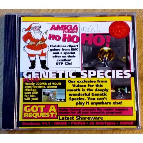 Amiga Format: AFCD 21 - Christmas 1997