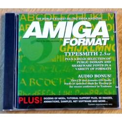 Amiga Format: AFCD 3 - August 1996