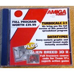 Amiga Format: AFCD 11 - March 1997
