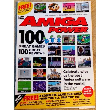 Amiga Power - 100 Great Reviews