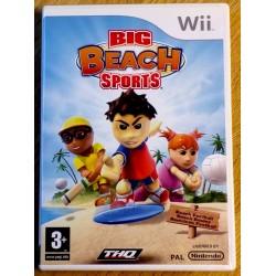 Nintendo Wii: Big Beach Sports (THQ)