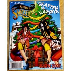 Kaptein Sabeltann: Julen 2007 - Skatten på Juleøya