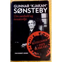 Gunnar Kjakan Sønsteby: Om samhold og innsatsvilje