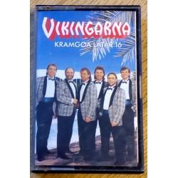 Vikingarna: Kramgoa Låtar 16 (kassett)