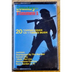 Country-Timmen 1 (kassett)
