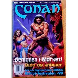 Conan: 1999 - Nr. 9 - Demonen i mørket