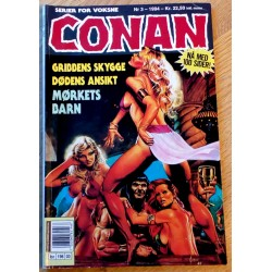 Conan: 1994 - Nr. 3 - Gribbens skygge