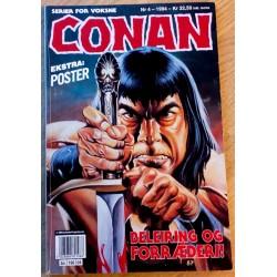 Conan: 1994 - Nr. 4 - Beleiring og forræder