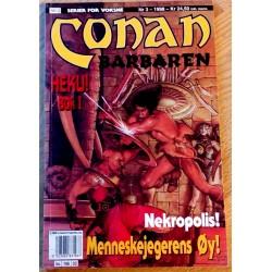 Conan: 1998 - Nr. 3 - Nekropolis