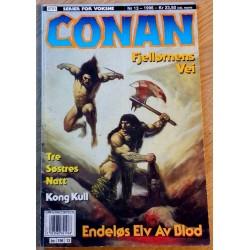 Conan: 1996 - Nr. 13 - Fjellørnens vei