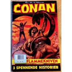 Conan: 1991 - Nr. 8 - Flammekniven