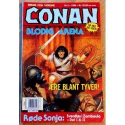 Conan: 1994 - Nr. 2 - Blodig arena