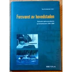 Forsvaret av hovedstaden - Østlandet sjøforsvarsdistrikt og Karljohansvern 1945-2000
